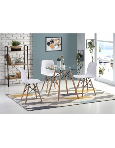 CH01BE  Chair Design 01Beige Fabric