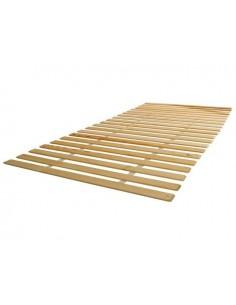 MIR05RECW  White Wooden Frame